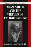 Book Adam Smith and the Virtues of Enlightenment