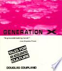 Generation X Book PDF