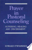 Prayer in Pastoral Counseling
