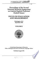 Focus On Evaluation And Measurement