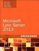 Microsoft Lync Server 2013