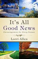 It s All Good News Book PDF