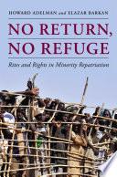 No Return No Refuge