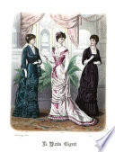 Townsend s monthly selection of Parisian costumes