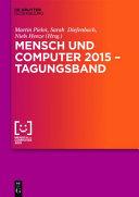 Mensch und Computer 2015