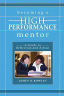 Becoming a High Performance Mentor
