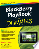 BlackBerry PlayBook For Dummies