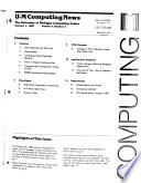 U M Computing News