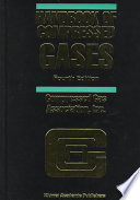 Handbook of Compressed Gases