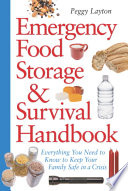 Emergency Food Storage   Survival Handbook