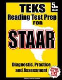 Teks 5th Grade Reading Test Prep for Staar