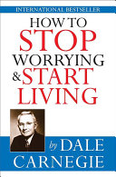 cover img of How to stop worrying & start living