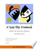 A Role Play Notebook  Questions that really make a difference