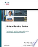 Optimal Routing Design : growth understand the goals of...