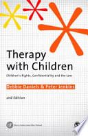 Therapy with Children