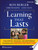 Learning That Lasts  with DVD