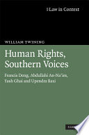 Human Rights  Southern Voices