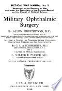 Medical War Manual