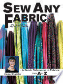 Sew Any Fabric book
