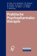 Praktische Psychopharmakotherapie