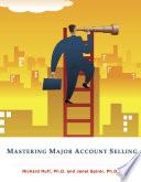Mastering Major Account Selling