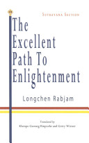 The Excellent Path To Enlightenment Sutrayana