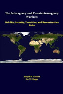 The Interagency And Counterinsurgency Warfare Stability Security Transition And Reconstruction Roles
