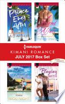 Harlequin Kimani Romance July 2017 Box Set