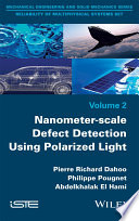 Nanometer scale Defect Detection Using Polarized Light
