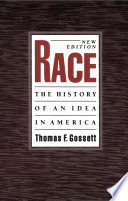 Ebook Race Epub Thomas F. Gossett Apps Read Mobile