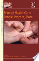 Primary Health Care  People  Practice  Place