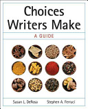 Choices Writers Make