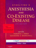 Anesthesia and Coexisting Disease