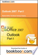 Outlook 2007: Part I