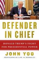 Defender in Chief Book