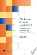 The Private Sector in Development