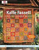 Kaffe Fassett country garden Quilts