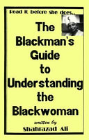 Book The Blackman s Guide to Understanding the Blackwoman