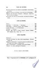 Histoire de la littérature française sous la restauration 1814-1830