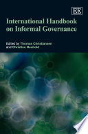 International Handbook on Informal Governance