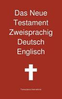 download ebook das neue testament zweisprachig, deutsch - englisch pdf epub