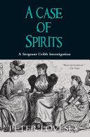 download ebook a case of spirits pdf epub