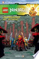 Lego Ninjago 6 Warriors Of Stone