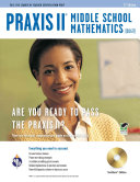 Praxis II Middle School Mathematics  0069
