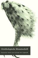 Ornithologische Monatsschrift