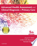 Advanced Health Assessment   Clinical Diagnosis in Primary Care