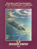 download ebook tectonics and geochemistry of the northeastern caribbean pdf epub