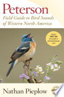 Peterson Field Guide To Bird Sounds Of Western North America