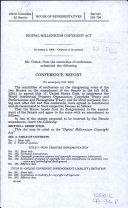 Digital Millennium Copyright Act : ...