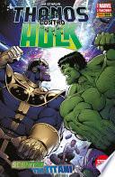 Thanos Contro Hulk Marvel Collection